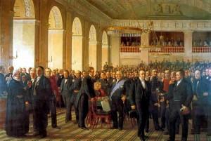 Grundlovgivende Rigsforsamling af Constantin_Hansen
